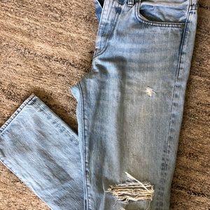 Men's J Crew 770 jeans
